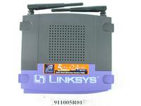 Linksys WRT51AB v1.0 FCC c