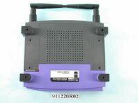 Linksys WAP54G v1.0 FCCb