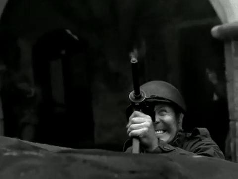 File:American Soldier with M3 gun.jpg