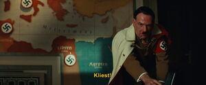 Hitler calls Kliest