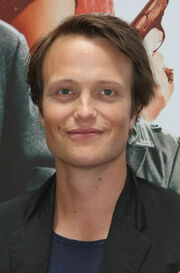 August Diehl Inglourious Basterds
