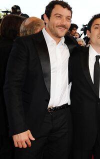 Denis Ménochet at the 2009 Cannes Film premiere