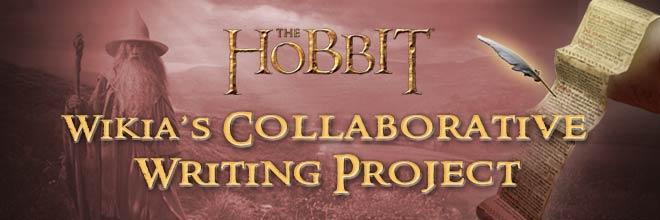 Hobbit Creative Writing BlogHeader