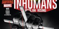 Inhumans: Attilan Rising (Volume 1) 5