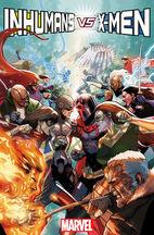 Inhumans vs. X-Men Vol 1 1