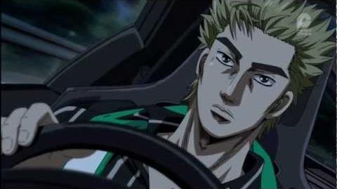 "Initial D 頭文字D Fifth Stage - Episode 2 ""The New Battlefield"" (English subtitles) 720p HD"