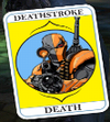 Deck of fate deathstroke