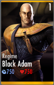 BlackAdamRegime