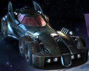 Batmobile frontpage