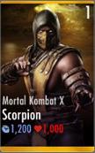 ScorpionMKX