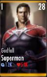 Superman Godfall standard challenge boss