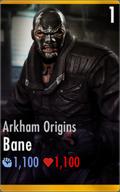 Arkham Origins Bane