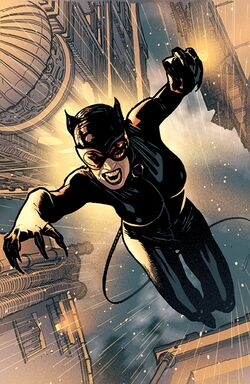 Catwoman The First Insurgent