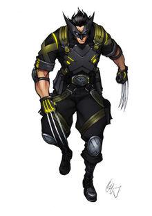 WolverineSecretAvengers