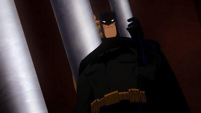 Batman crisis