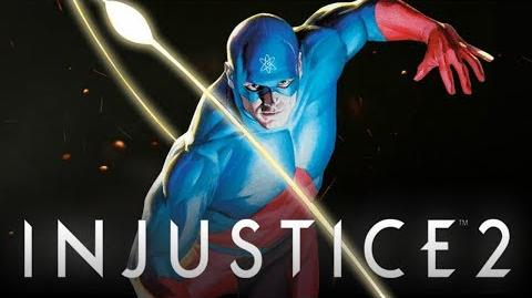 Injustice 2 The Atom DLC Character Teased By Ed Boon! (Injustice 2 Fighter Pack 2 DLC)