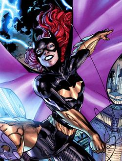Batgirl The First Insurgent