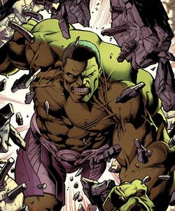 Hulk CW 1