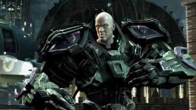 Lex Luthor (Clash)