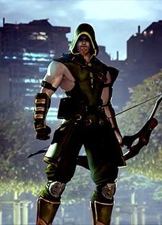 Green Arrow (Legends Collide)
