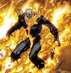 Ghost Rider (Legends Collide)
