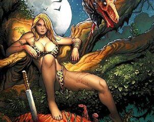 Shanna the She Devil (VotG)