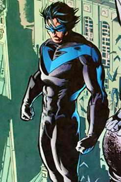 Nightwing the first insurgent 2
