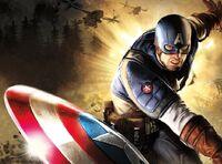 Captain America (Legends Collide)