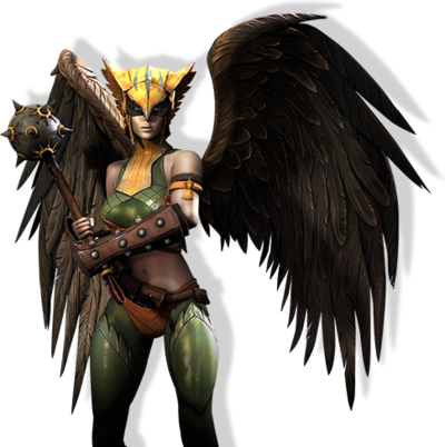 Hawkgirl injustice