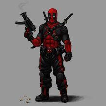 Deadpool concept by fonteart-d59tiv7
