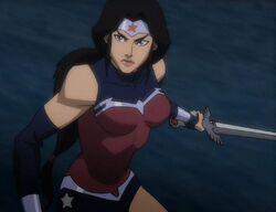 Wonder Woman Gen 2 (JLG)