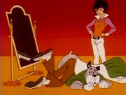 Wendu, Marvin and Wonder Dog
