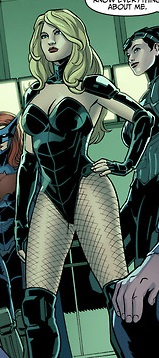 Black Canary Gen 2 (JLG)