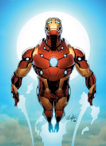 Iron Man (World at War)