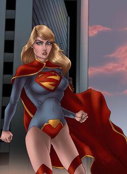 Supergirl Gen 2 (JLG)