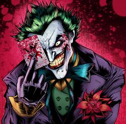 Joker The First Insurgent