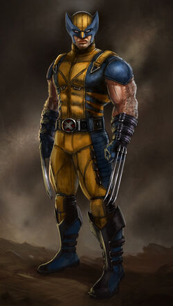 Wolverine (Legends Collide)