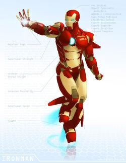 Iron Man (Legends Collide)