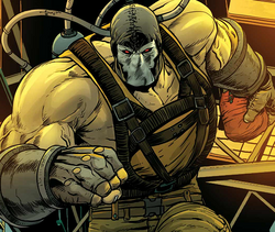 Bane The First Insurgent