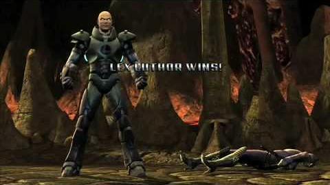 Mortal Kombat vs DC Universe DC Fatalities & Brutalities