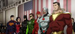 Justice League Generations