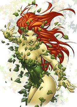 Poison Ivy the first insurgent