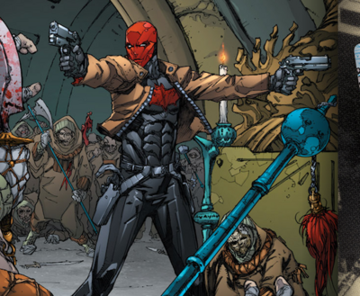 Red Hood (Clash)