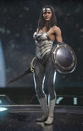 Wonder Woman - Themysciran Legend - Alternate