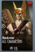 Hawkman IOS