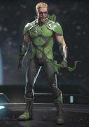 Green Arrow - Green Huntsman - Alternate