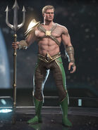 Aquaman - Trench Fighter