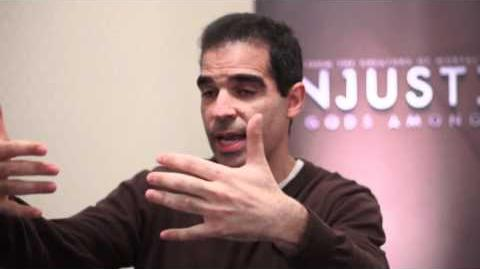 Injustice Gods Among Us - Ed Boon Interview