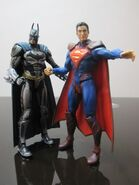 Dc Unlimited Batman & Regime Superman