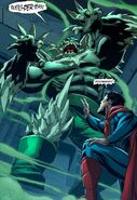 Doomsday in the Comic